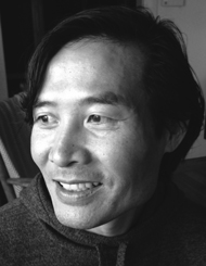 Portrait of Michael Zheng