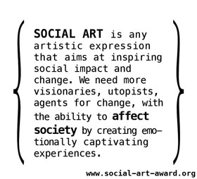 What is Social Art?