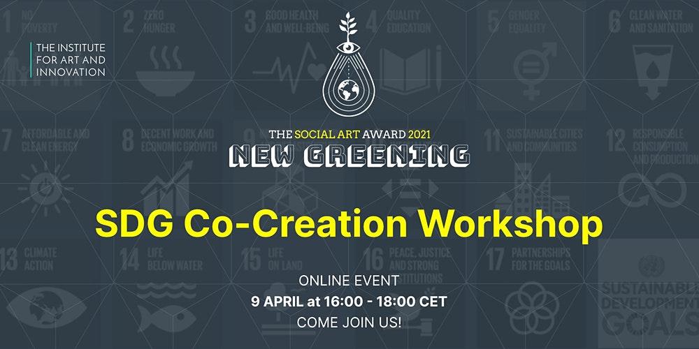 New Greening II_SDG workshop